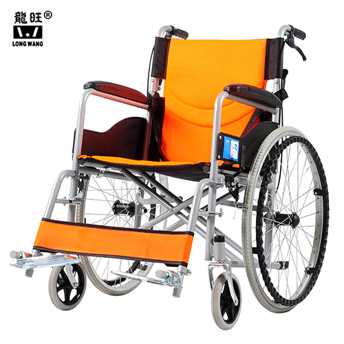 lightweight folding manual  wheelchair
