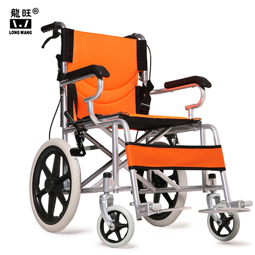 lightweight folding  portable manual wheelchair