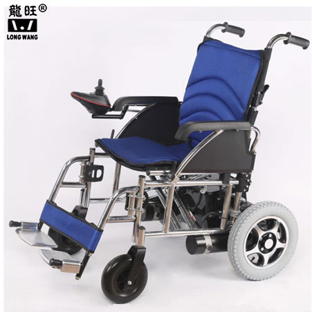 Electromagnetic Power Wheelchair